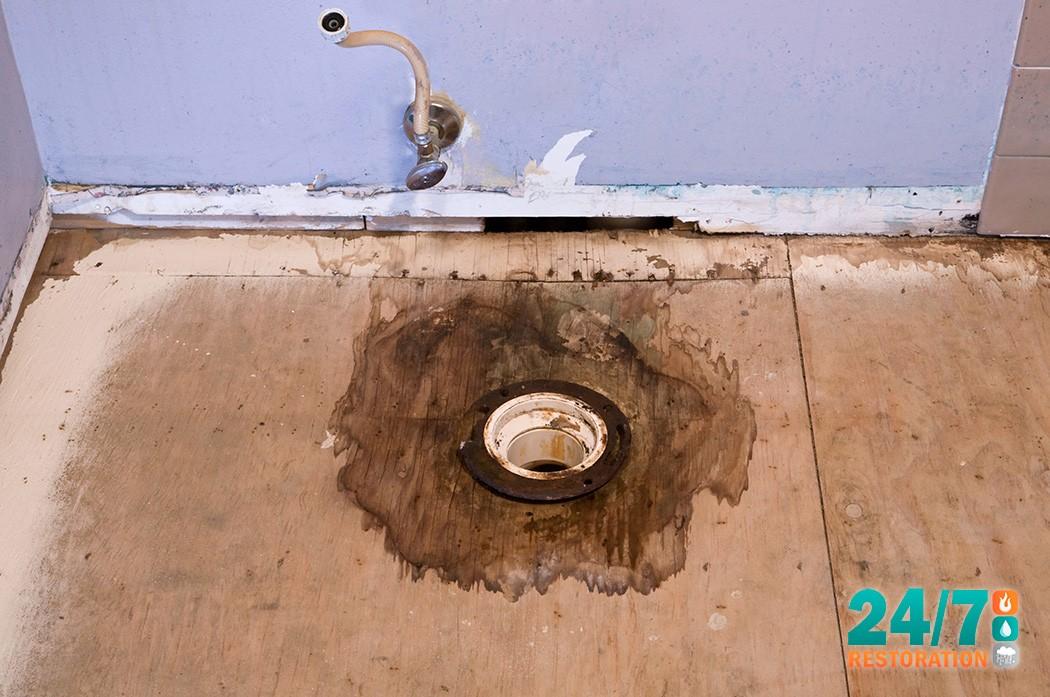 Water Damage Calgary