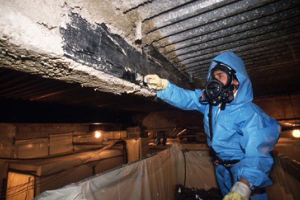 Demolishing Asbestos, A Look at Ageing Facilities