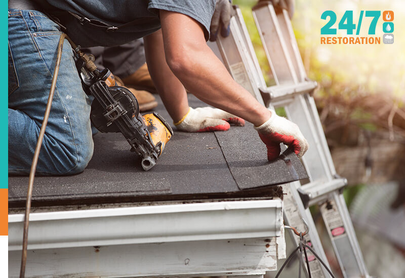 24 7 Restoration - Blogs - Why Hiring A Professional For Your Storm, Flood, And Hail Damage Makes Sense
