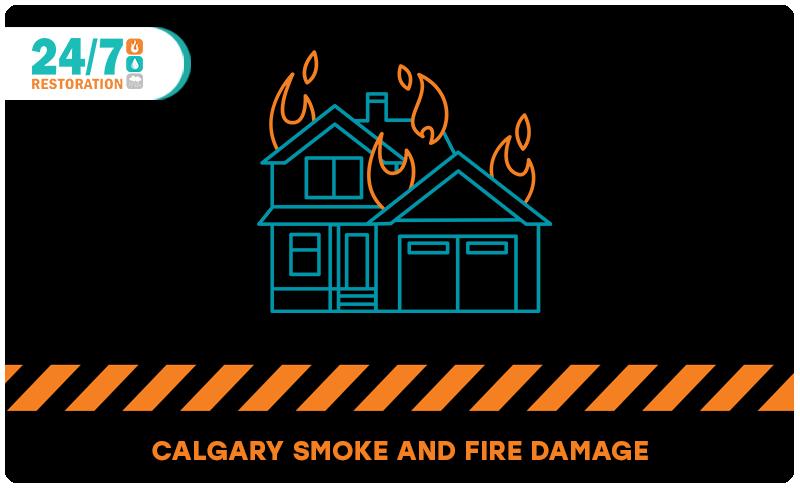 Calgary Smoke and Fire Damage