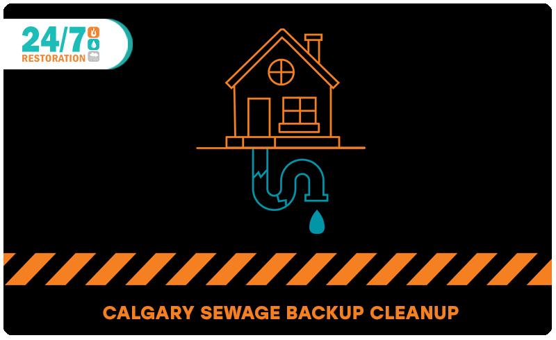 Calgary Sewage Backup Cleanup