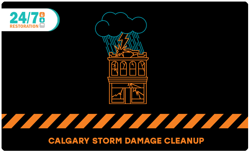 Calgary Storm Damage Cleanup