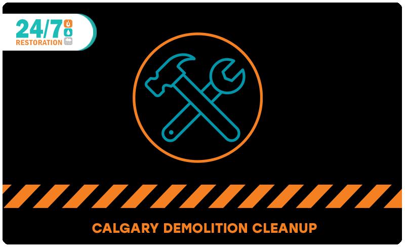 Calgary Demolition Cleanup