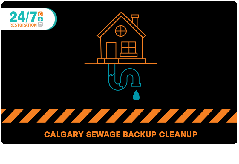 Sewage Damage Calgary